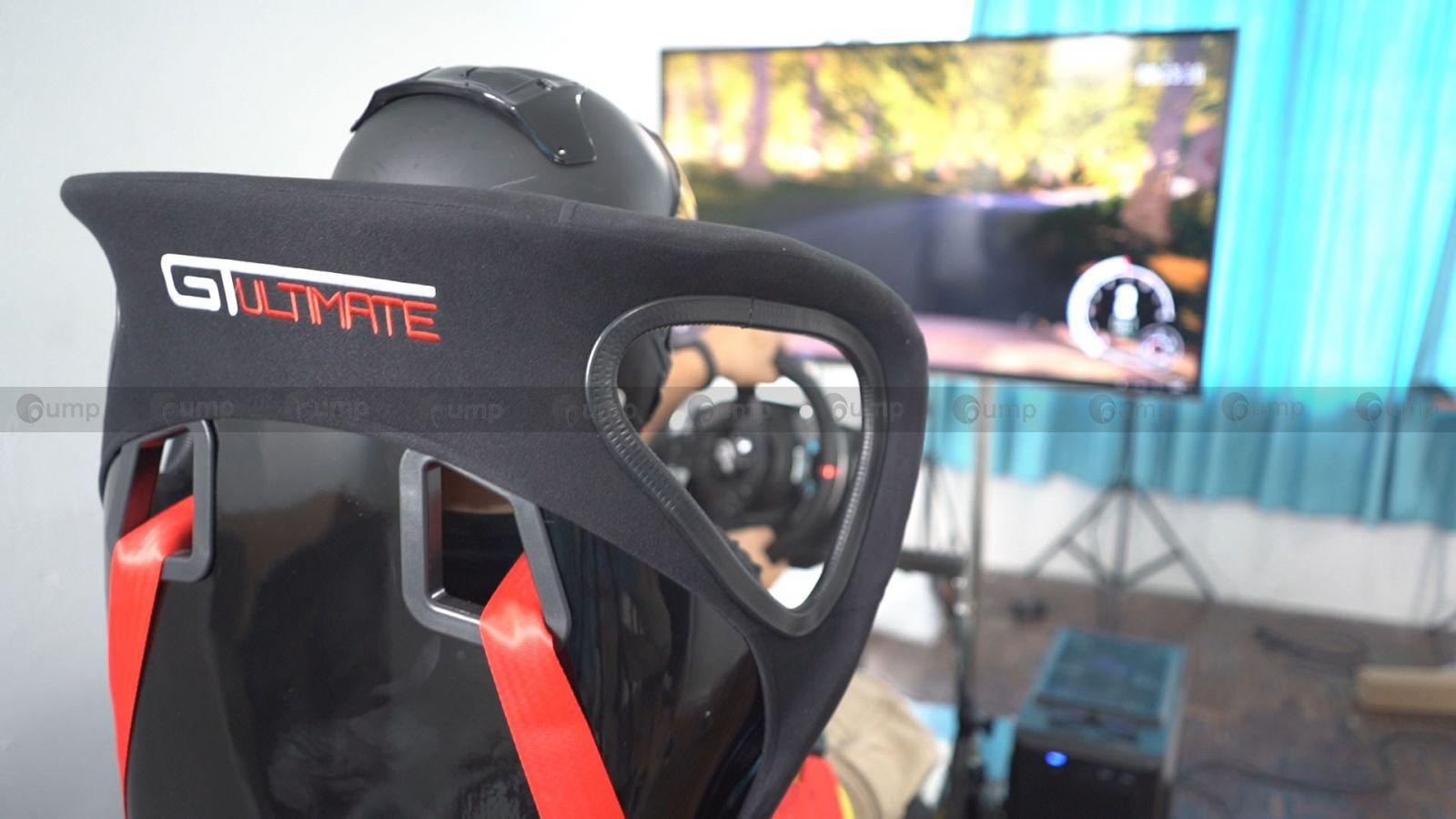 Review Next Level Racing Motion Platform V3 - GUMP IN TH